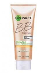 Garnier bb cream SPF 15, light/ medium, $12.99