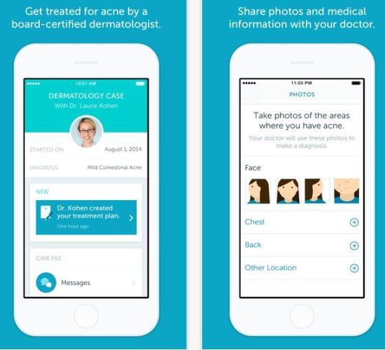 Spruce-Health-app